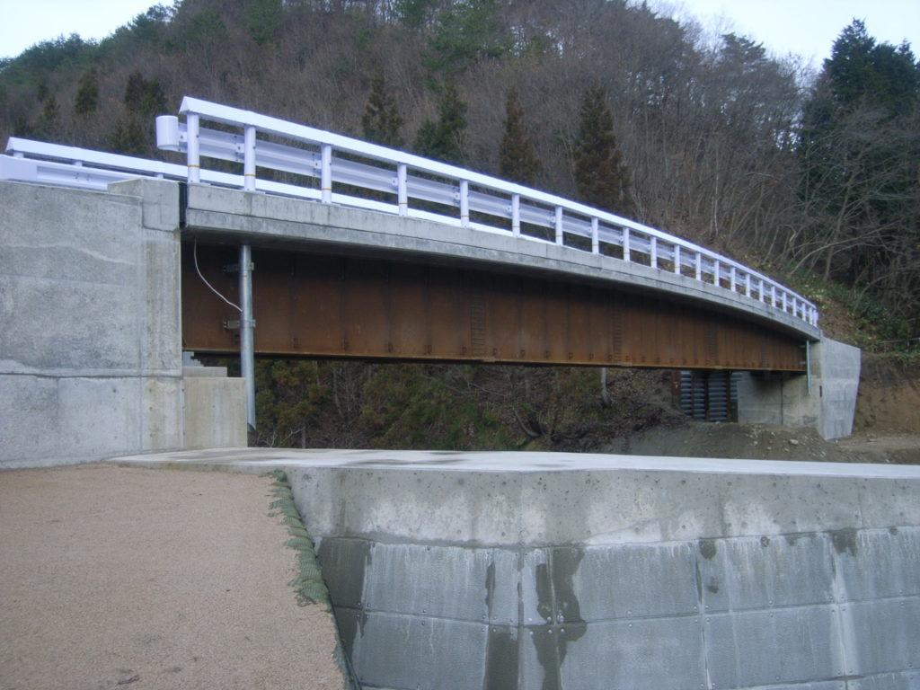 石神沢補償橋